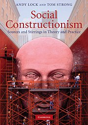 Social Constructionism Sources and Stirrings in Theory and Practice  2010 edition cover