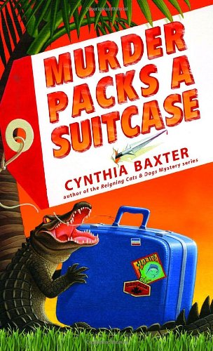 Murder Packs a Suitcase   2008 9780553590357 Front Cover