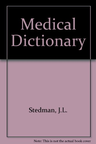 Stedman's Medical Dictionary Illustrated in Color  2nd 1995 (Deluxe) 9780683079357 Front Cover