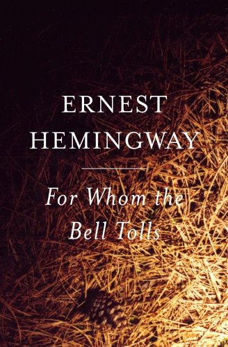 For Whom the Bell Tolls   1968 edition cover