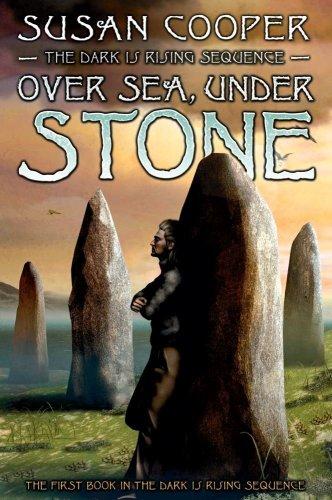 Over Sea, under Stone   2000 edition cover