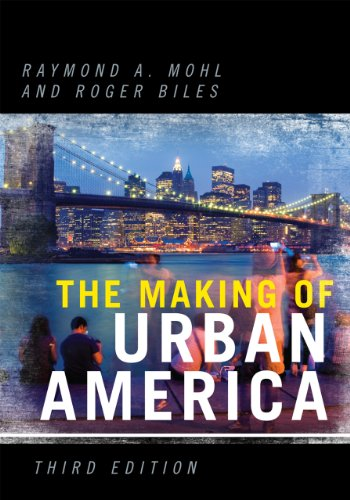 Making of Urban America  3rd 2012 edition cover