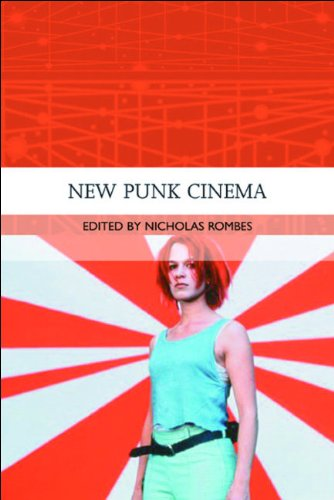 New Punk Cinema   2005 9780748620357 Front Cover