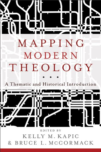 Mapping Modern Theology A Thematic and Historical Introduction  2012 edition cover