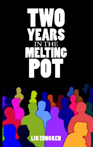 Two Years in the Melting Pot N/A edition cover