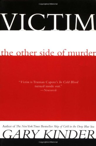 Victim The Other Side of Murder Reprint  9780871137357 Front Cover