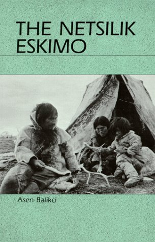 Netsilik Eskimo  Revised edition cover