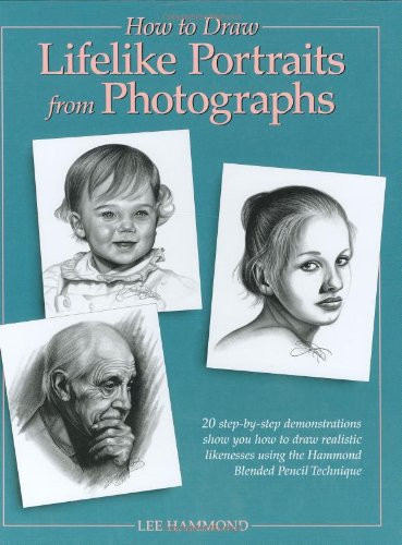 How to Draw Lifelike Portraits   1995 edition cover