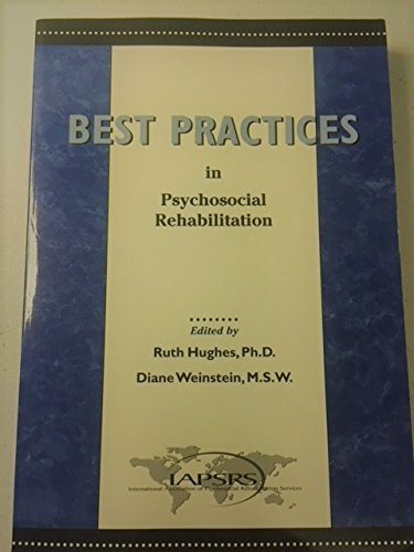 Best Practices in Psychosocial Rehabilitation   2000 edition cover
