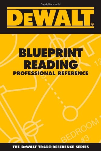 Blueprint Reading Professional Reference   2006 edition cover
