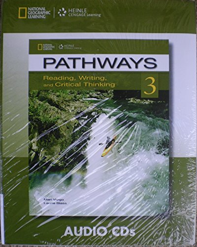 Ng Pathways Intl R/w 3 Audio CD   2013 9781133317357 Front Cover