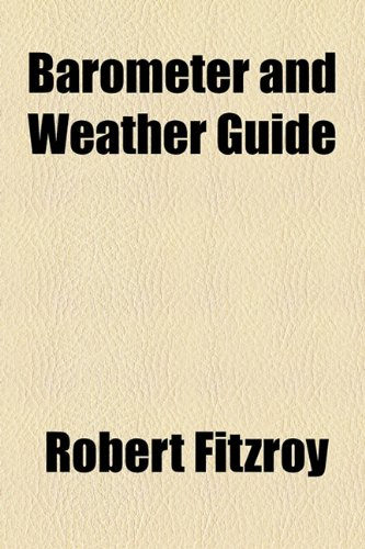 Barometer and Weather Guide  2010 edition cover