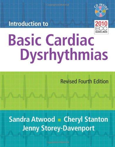 Introduction to Basic Cardiac Dysrhythmias  4th 2011 edition cover