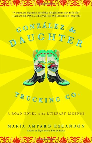 Gonz�lez and Daughter Trucking Co.   2005 edition cover
