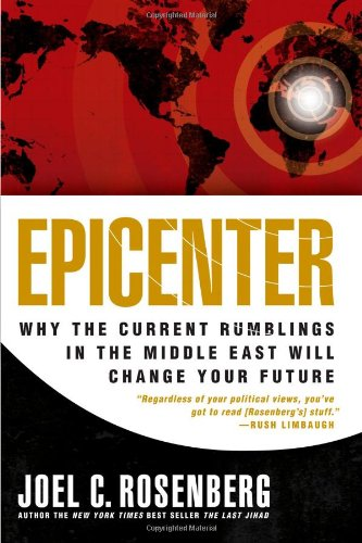 Epicenter Why the Current Rumblings in the Middle East Will Change Your Future  2006 edition cover