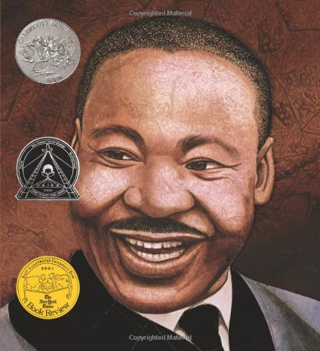 Martin's Big Words The Life of Dr. Martin Luther King, Jr  2004 (Revised) edition cover