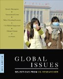 Global Issues Selections from CQ Researcher  2016 (Revised) edition cover