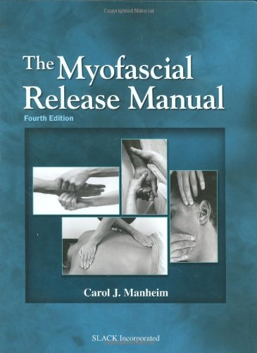 Myofascial Release Manual  4th 2008 edition cover