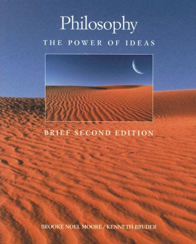 Philosophy The Power of Ideas 2nd 1995 (Abridged) edition cover
