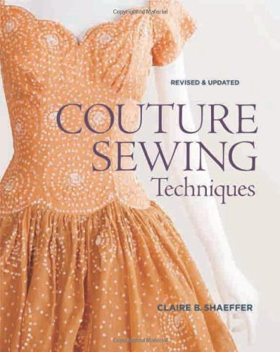 Couture Sewing Techniques  2nd 2011 (Revised) edition cover