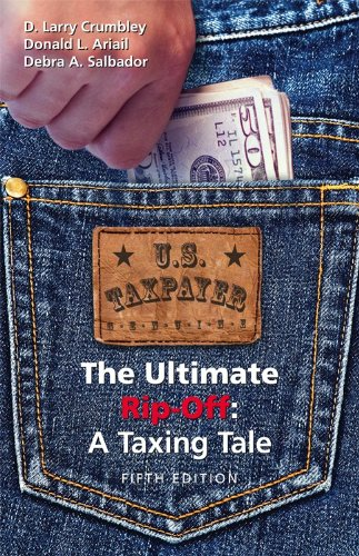 Ultimate Rip-off A Taxing Tale 5th 2012 edition cover