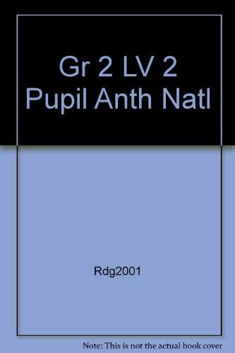 Gr 2 Lv 2 Pupil Anth Natl  N/A 9780021847358 Front Cover