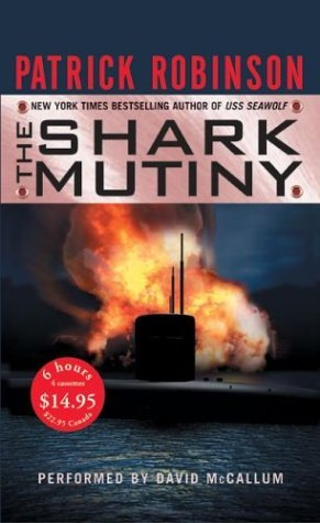 Shark Mutiny Abridged  9780060725358 Front Cover