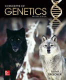 Concepts of Genetics  2nd 2016 edition cover