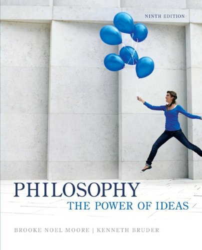 Philosophy: The Power of Ideas  2013 9780078038358 Front Cover