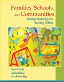 Families, Schools, and Communities Building Partnerships for Educating Children 6th 2015 9780133551358 Front Cover