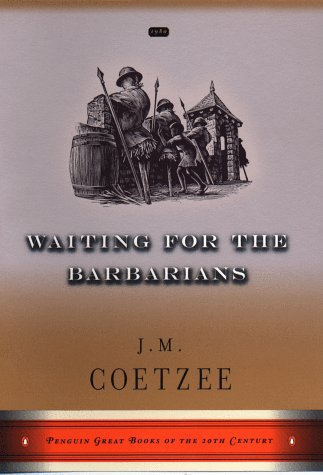 Waiting for the Barbarians   1999 edition cover