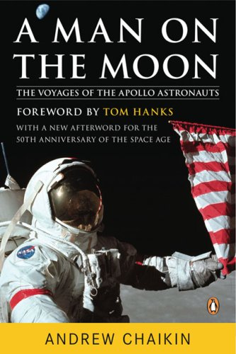 Man on the Moon The Voyages of the Apollo Astronauts Revised  edition cover