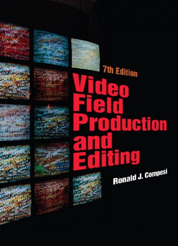 Small Format Television Production  7th 2007 (Revised) edition cover