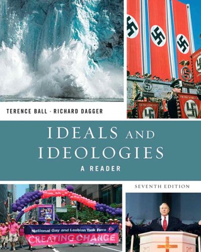 Ideals and Ideologies A Reader 7th 2009 edition cover