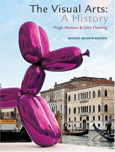 Visual Arts A History 7th 2010 edition cover
