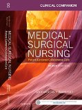 Clinical Companion for Medical-Surgical Nursing Patient-Centered Collaborative Care 8th 9780323222358 Front Cover