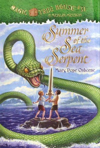 Summer of the Sea Serpent   2004 edition cover