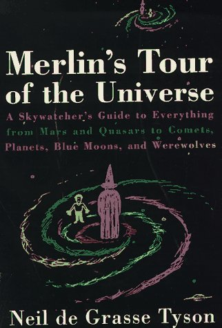 Merlin's Tour of the Universe  N/A edition cover