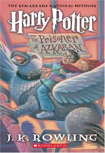 Harry Potter and the Prisoner of Azkaban   1999 9780439136358 Front Cover
