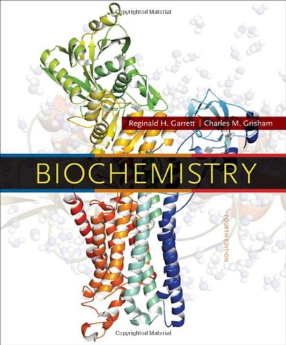 Biochemistry  4th 2009 edition cover