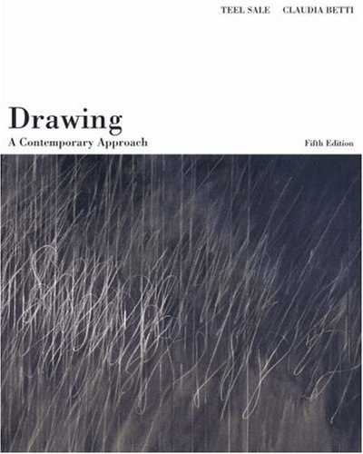 Drawing A Contemporary Approach 5th 2004 (Revised) 9780534613358 Front Cover