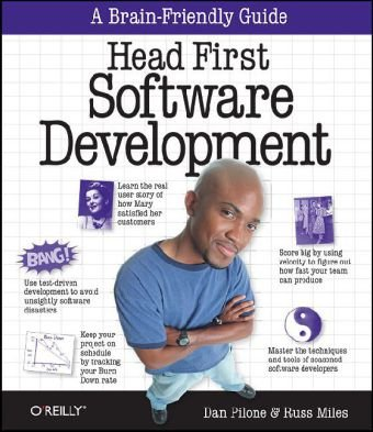 Head First Software Development   2007 edition cover
