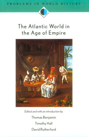 Atlantic World in the Age of Empire   2001 (Annotated) edition cover