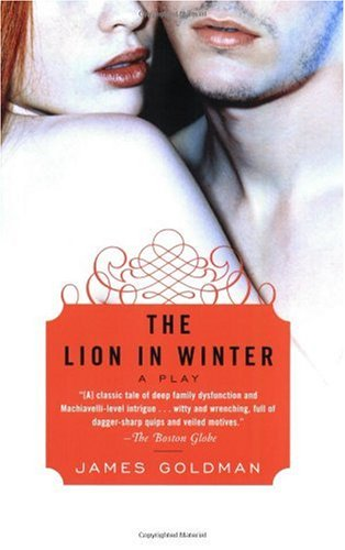 Lion in Winter A Play  2004 edition cover