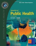 Essentials of Public Health  3rd 2016 edition cover