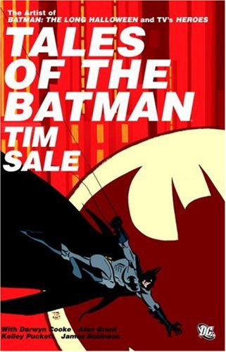 Tales of the Batman - Tim Sale   2007 9781401217358 Front Cover