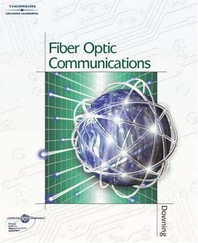 Fiber Optic Communications   2005 9781401866358 Front Cover