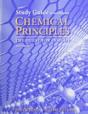 Chemical Principles:  6th 2013 (Revised) edition cover