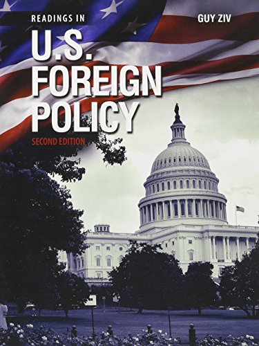 Readings in U.s. Foreign Policy:   2014 edition cover