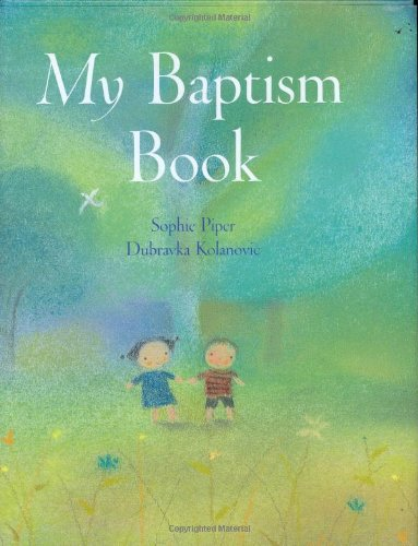 My Baptism Book  N/A 9781557255358 Front Cover
